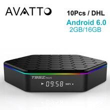 [Genuine] T95z Plus 2GB/16GB Amlogic S912 Android 6.0 Smart TV Box Octa-core with Kodi 17.0 Fully Load,5G-WIFI,BT4.0,4K,H.265
