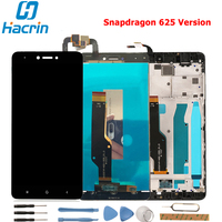 For Xiaomi Redmi Note 4X LCD Display Touch Screen 100 New Digitizer Glass Panel For Xiaomi