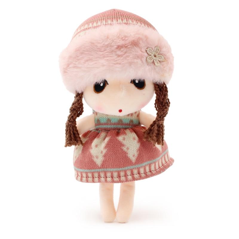 Kawaii Mayfair Muñecas de peluche con suéter de dibujos animados - Muñecas y accesorios - foto 4