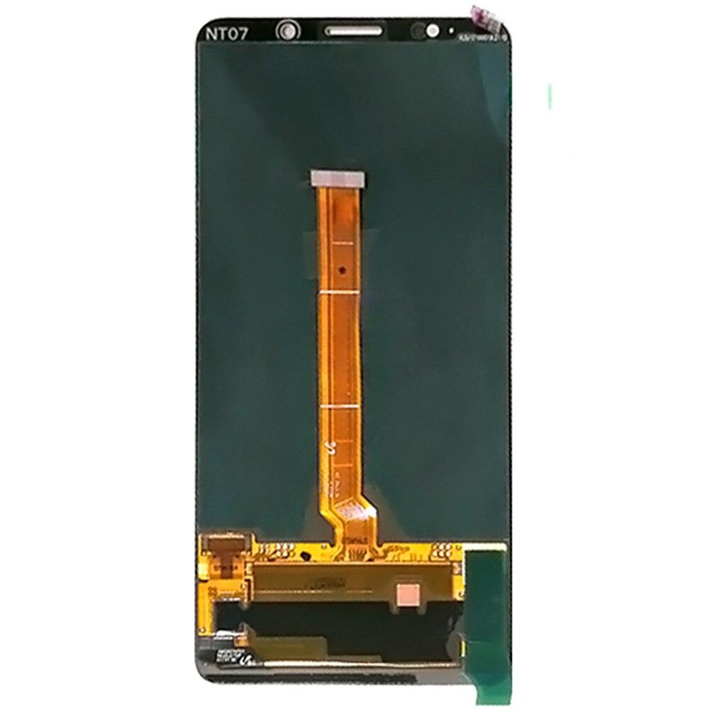Per Huawei Mate 10 Pro Schermo LCD e Digitalizzatore Assembly con Front Cover di Ricambio!! (Nero/Blu/oro/Moka) - 6