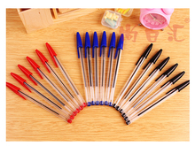 ballpoint pen 4 pieces only price of one 100 sets on sale free shipping simple style