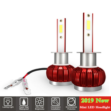 2Pcs H4 H7 LED Bulb 9000LM 36W Super Bright Car Headlight H1 H11 9005 HB3 9006 HB4 LED Car Light 12V 24V 6000K Automobile Lamps 2x mini size h1 h7 led h4 h11 hb3 hb4 9005 9006 led car headlight bulb 6000k 9000lm 36w auto lights 12v automobile fog lamp bulb