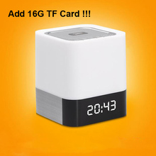 Mini DY28 Portable Speaker Wireless Bluetooth Speaker FM with Good sound quality Audio Player Support TF Card add 16G TF Card