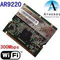 Atheros AR9220 Mini-pci WLAN PLACA de Rede sem fio WI-FI Cartão De 802.11 a b g n
