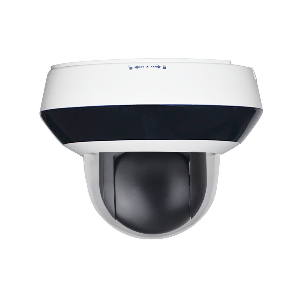 Image 3 - Hikvision OEM PTZ IP Camera DT2A404 =DS 2DE2A404IW DE3 4MP 4X Zoom Net POE H.265 IK10 ROI WDR DNR Dome CCTV Camera-in Surveillance Cameras from Security & Protection