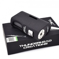 THC Thunderhead Creation Storm BF Squonker 18650/20700/21700 mech mod / box mod for atomizer