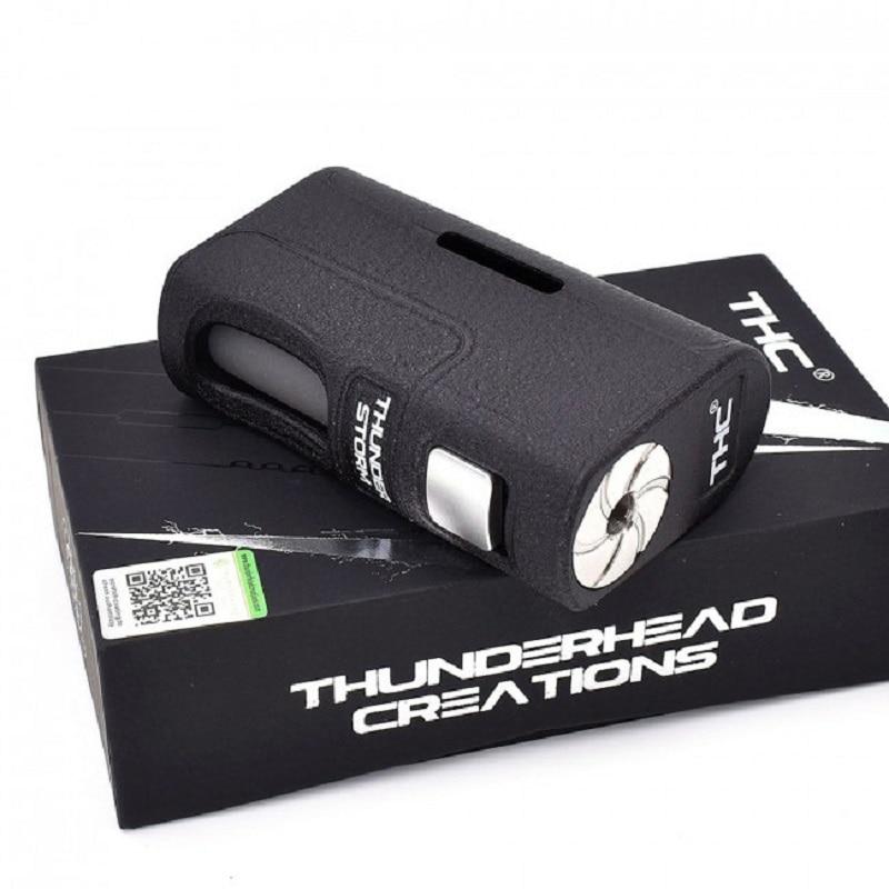 THC Thunderhead Creation Storm BF Squonker 18650/20700/21700 mech mod for vape box mod vandy vape new panel pulse bf squonker mod