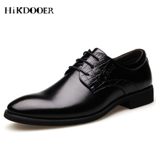 New Arrival Men Formal Leather Shoes Pointed Toe Business Quality Flat Shoes Top Quality zapatos de hombre leather shoes men new arrival genuine leather men dress shoes men s pointed toe flat oxfords shoes fashion formal business for male zapatos hombre