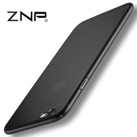 Матовые прозрачные ультра-тонкие 0.3 мм сзади полный Чехол для iPhone 7 6 6 s корпус Защитная крышка для Apple iPhone 6 plus P30