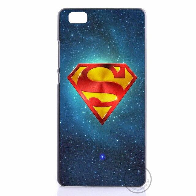 coque huawei p9 superman