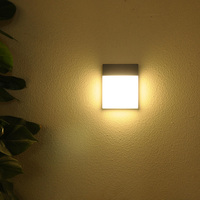 Outdoor wall lamp outdoor staircase balcony aisle waterproof wall lamp terrace simple modern LED garden lamp wall lamp
