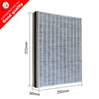 2 Activated Carbon HEPA Filter for Philips AC3252 AC3254 AC3256 AC3260 AC4924 AC4926 Air Purifier accessories
