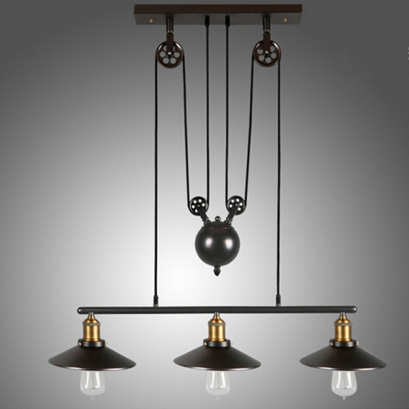 Popular Pulley Light Fixtures-Buy Cheap Pulley Light