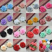 20 stücke U Pick Band Blume nelke Applikationen nähen/handwerk/hochzeit viele B043