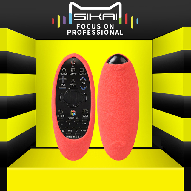 samsung tv remote 2017. sikai for samsung smart tv remote control case 2017 new arrival soft silicone cover protective skin tv