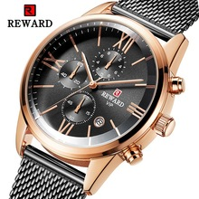 Mens Watch Sports and Leisure 2019 Business New Luxury Fashion Waterproof