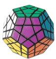 2016 Cubo Mágico cubo Mágico novo megaminx profissional taxa de 12 faces o clássico puzzle brinquedo Frete grátis
