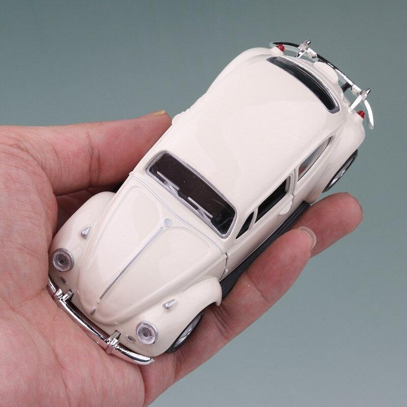 Analytisch Speciale Hoge Simulatie Auto, 1:36 Schaal Lichtmetalen Trek Kever, Collectie Metalen Model Speelgoed, Gratis Verzending