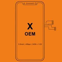 ЖК дисплей tianma oled oem для iphone x сменный сенсорный экран