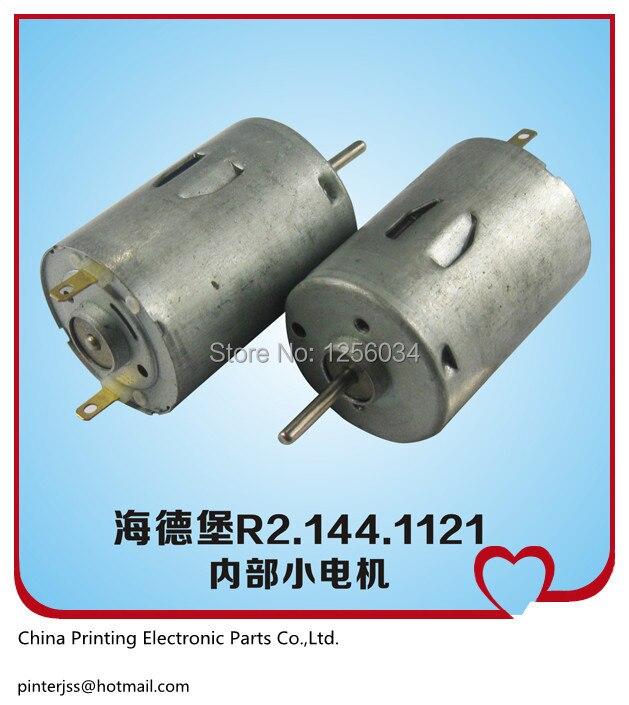 R2.144.1121 inside motor for heidelberg machine