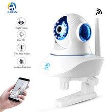 JOOAN Monitor Do Bebê Câmera IP Sem Fio 720 p Inteligente CCTV Rede de Vigilância de Vídeo Em Casa Segurança Áudio bidirecional Apoio TF cartão