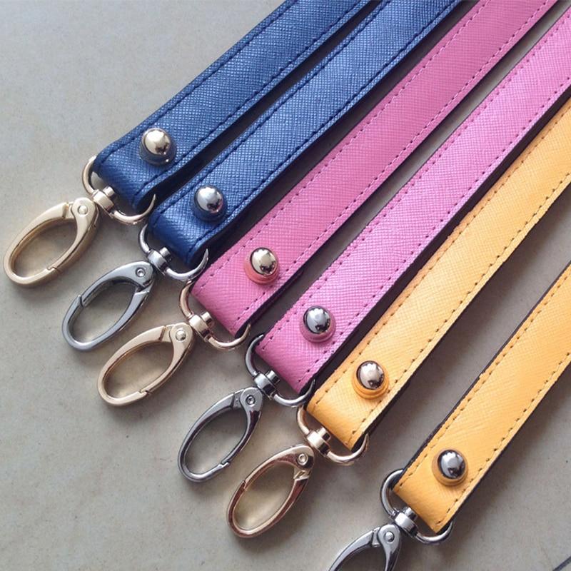 Replacement Shoulder Bag Straps Handbags Accessories Las Leather For Purses Long 55cm Width 2cm Buckle