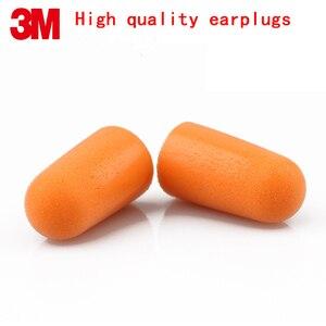Image 4 - 3m 1100 ضجيج سدادات أمان حقيقية 3m حامي صوتي إسفنجي عازل للصوت سدادات 3 أنواع من طرق المبيعات