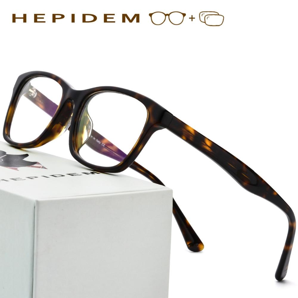 Acetate Optical Prescription Glasses Frame Men Oliver Myopia Eyeglasses New Women People Johnny Depp Full Nerd Spectacle Eyewear