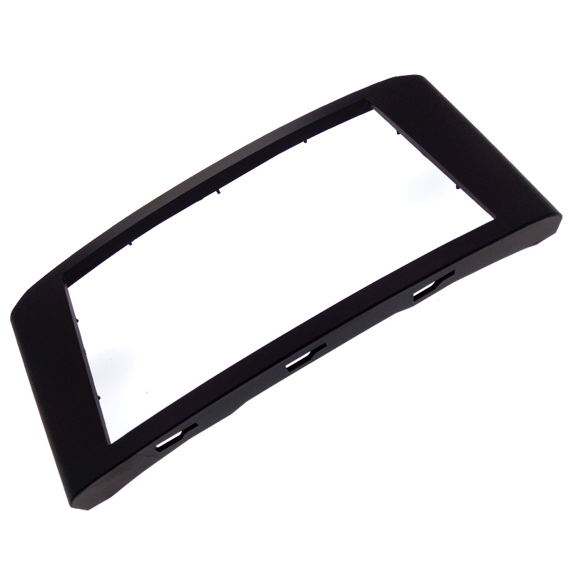 Car Radio Fascia for TOYOTA Avensis Facia Panel Stereo Face Plate Audio Bezel Facia dash Mount Kit Adapter Trim 2din DVD Frame in Fascias from Automobiles Motorcycles