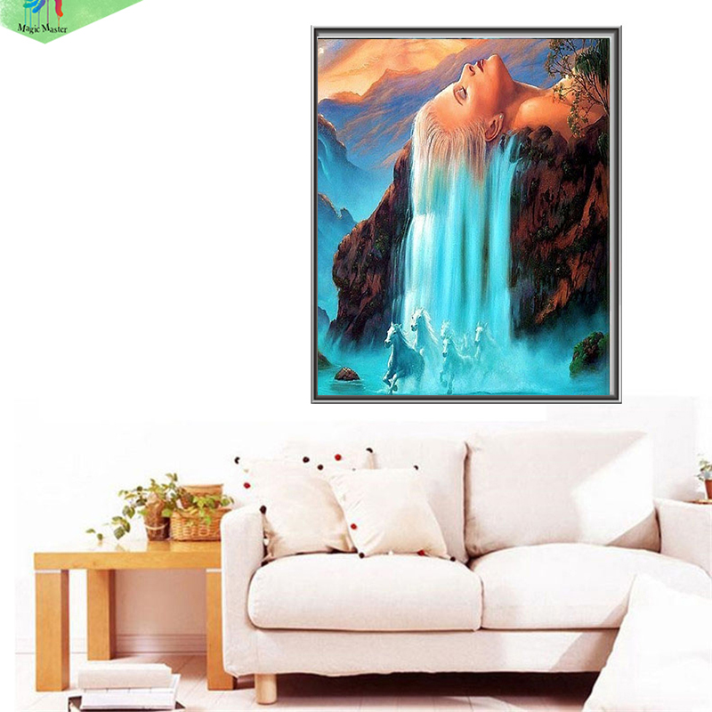 wall art home decor quadros flower pictures painting by. Black Bedroom Furniture Sets. Home Design Ideas