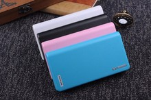 free shipping mobile phone charger Wallet Shaped external Battery portable charger 20000 mah