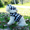 TAILUP Spring Summer Pet Dress Clothess With Hat Pet Male Dog Sports Clothes Teddy Cap Dogs