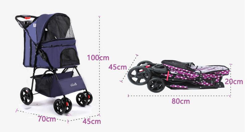 Worldwide delivery pet carrier trolley in NaBaRa Online