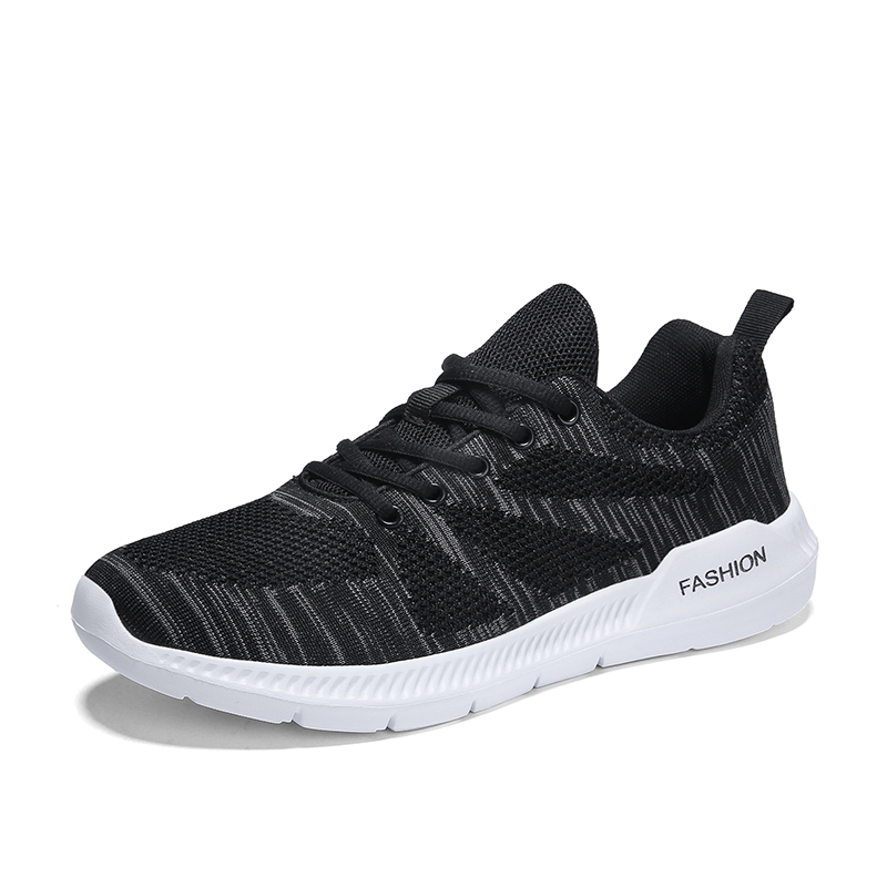 2018 Sneakers Breath Jogging for men sports running Shoes Fly Weave Mens Trainers Walking Sport Gym Shoes Men Zapatillas Hombre