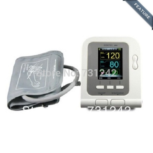 CE&FDA Approved Digital Pressure Monitor CONTEC 08A With Free Software лосьон лосьон mac l s fix 100ml