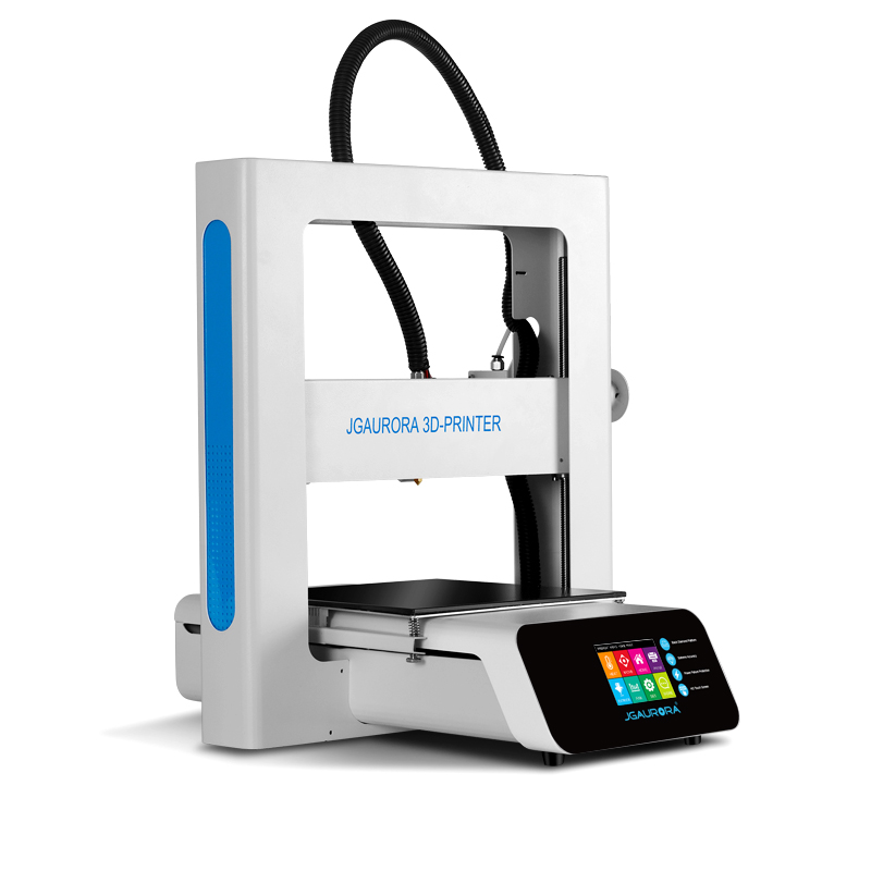 JGAURORA A3S 3D Printer Updated Prusa Ramps with Large Build Size Ship from Factory Directly or USA/UK/Germany/Russia Warehouse 3