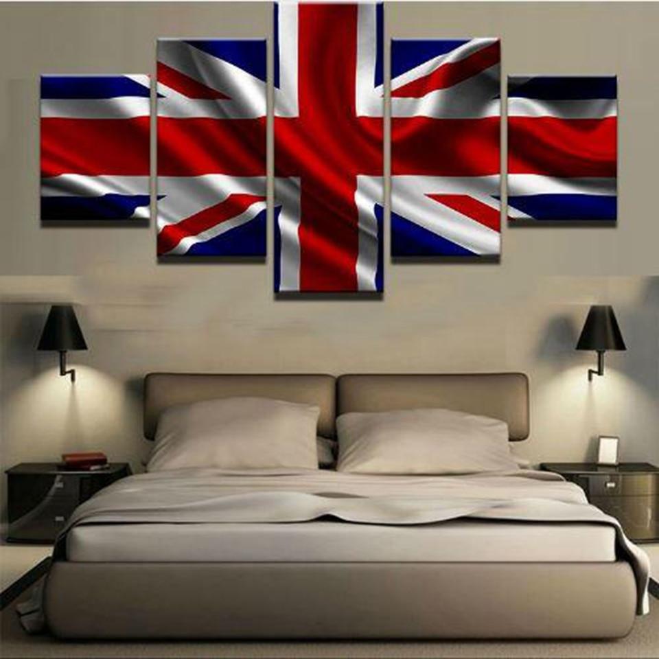 popular british flag painting buy cheap british flag painting lots