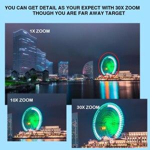 Image 4 - 5MP 30X PTZ AHD מצלמה 1080p כיפת מצלמה תמיכה RS485 UTC פונקצית 50M IR חיצוני PTZ CCTV מצלמה עמיד למים זום מצלמה