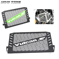 Motorcycle Radiator Grille Guard Cover Protector For Kawasaki VN650 VULCAN S 2014 2016 VULCAN 650 Free Shipping