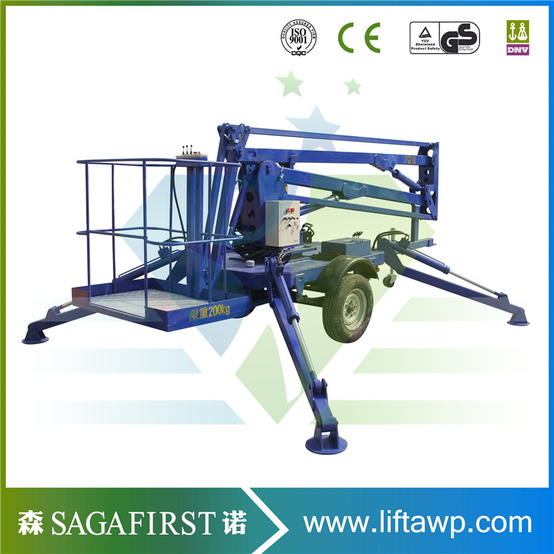 10m Iron Cherry Picker for Ce ...