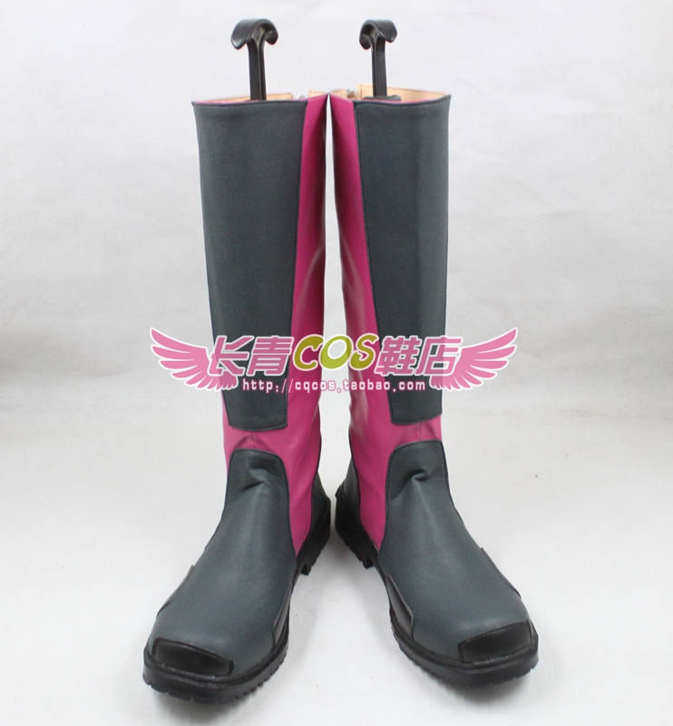 Style; Duel Monsters Ameruda Cosplay Shoes Boots Custom Made 3770 Fashionable Trend Mark Yu-gi-oh In