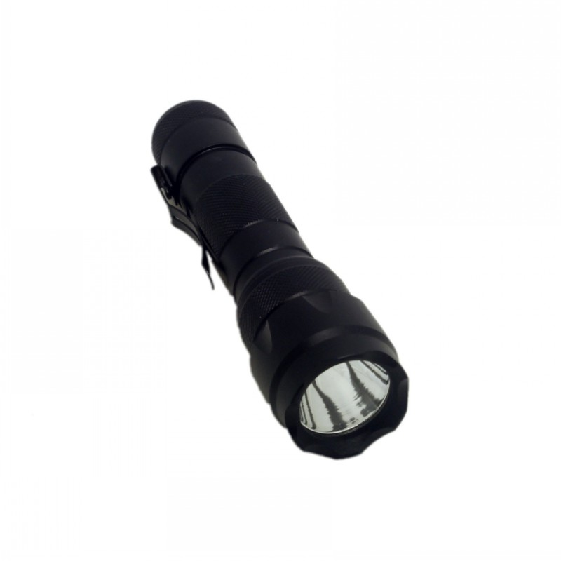 502B Cree XM-L2 2000 Lumen 5-Mode LED Flashlight Light Flash Torch Light Lanterna