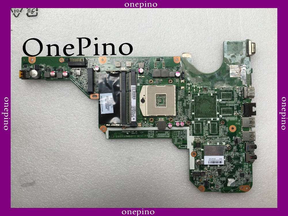 DA0R33MB6F1 fit for HP G4 G6 laptop motherboard 680568-001 fully tested working 688303 001 fit for hp 2000 58 655 laptop motherboard ddr3 fully tested working