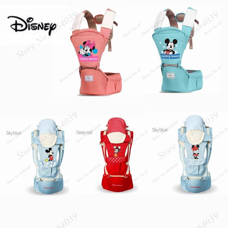 Sac à dos ergonomique porte-bébé | Sac à dos respirant Disney pour tout-petit Hipseat bébé kangourou, sac de transport avant pour maman