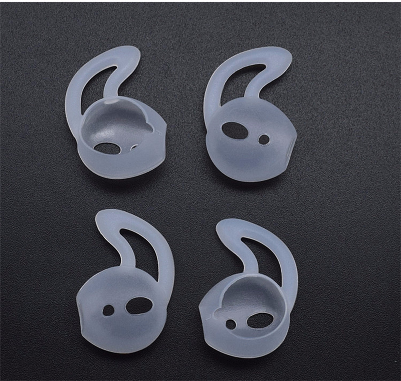 For Airpods Case Transparent Mini Wireless EarPods Cover For Apple Earpods Protecor For AirPods 1 Pair Silicone Cover For Air Pods (6)