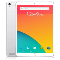 2018 10.1 4G LTE FDD P80 Phone Call Google Android 7.11 MTK6797 10 Ten Core IPS Tablet WiFi 6GB + 64GB 128GB metal tablet pc 8MP
