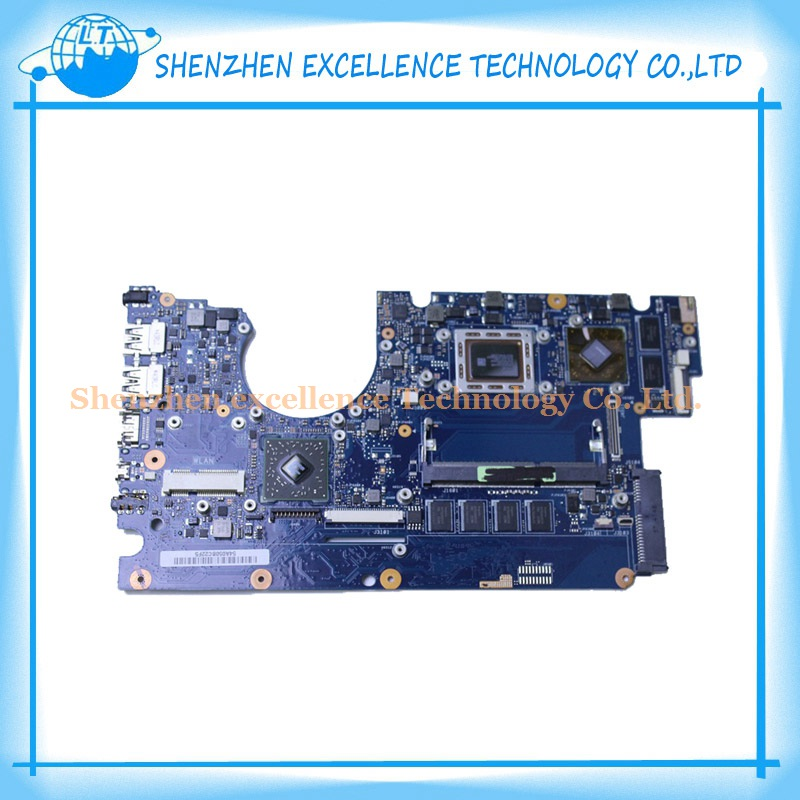 Original For ASUS U38DT Latop font b Motherboard b font U38DT Main board with 2GB RAM