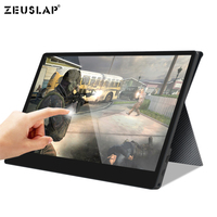 13.3 15.6 Inch 1920x1080 IPS Portable Computer Touch Monitor PC HDMI PS3 PS4 Xbox 1080P LCD Display