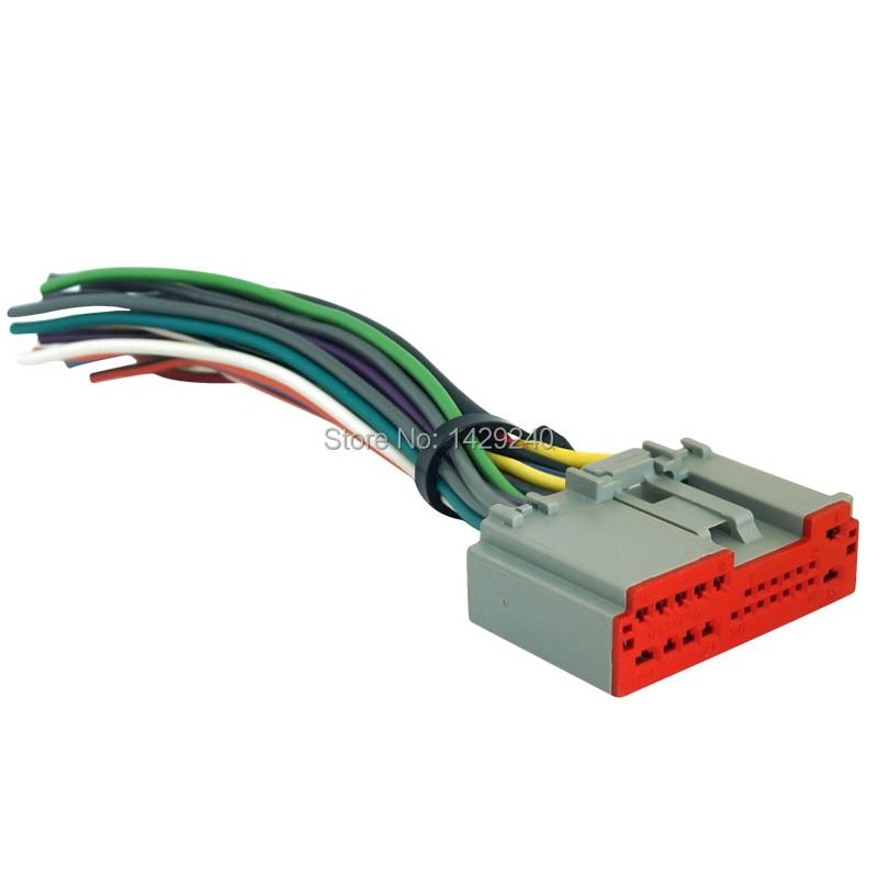 hyundai wiring harness com stereo wire harness hyundai sonata car