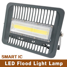 [MingBen] LED Flood Light IP65 WaterProof 30W 50W 70W 100W 220V 110V Smart IC Spotlight Outdoor Wall Lamp Cold White Warm White